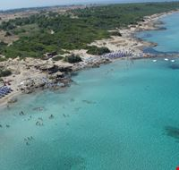 Camping resort sul mare a Gallipoli