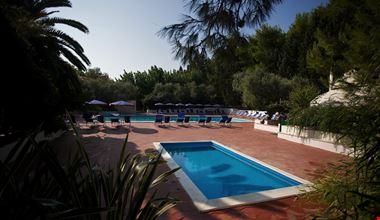 Le piscine del camping resort
