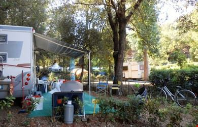 Camping Village in Toscana