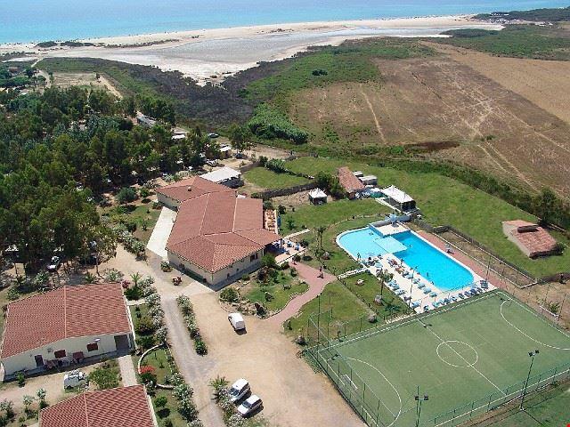 Camping Costa Rei