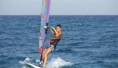 Windsurf in Calabria