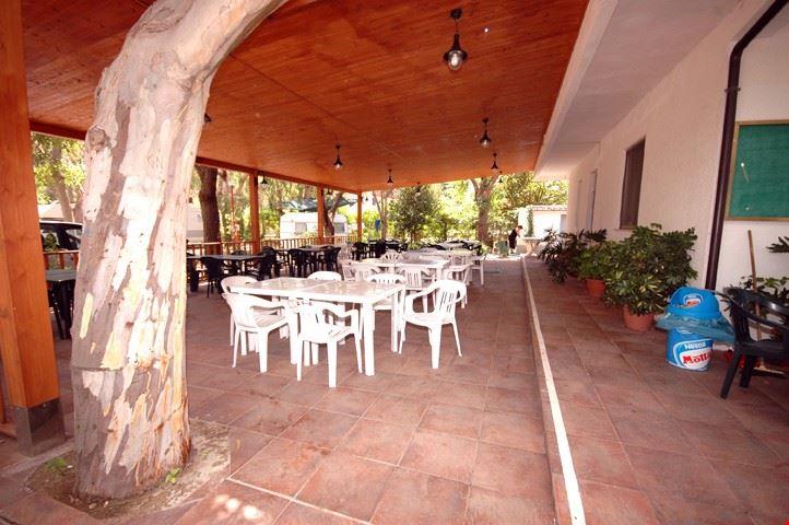 Campeggio con Bar in Calabria