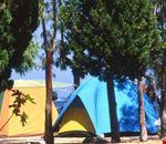Campeggio in Sicilia