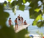 Campeggio sul Lago di Caldonazzo