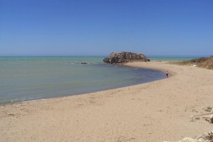 Spiaggia a Butera