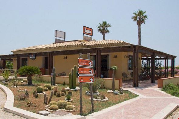 Il bar del Camping La Spiaggetta