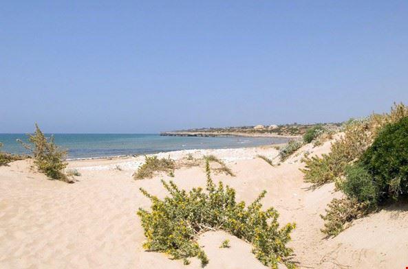 Spiaggia vicino a Scicli