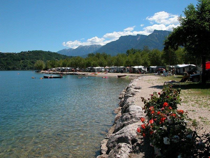 Camping Fleiola, Lago di Caldonazzo,  Trentino Alto Adige