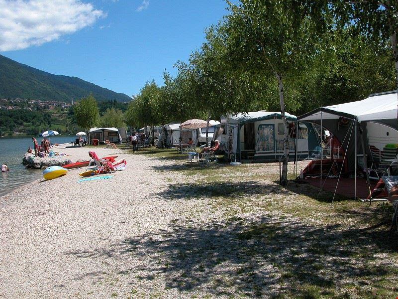 Camping sul Lago di Caldonazzo