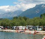 Campeggio sul Lago di Caldonazzo, Trentino