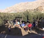 Camping a Palermo, Sicilia