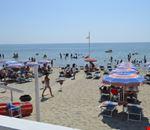 Spiaggia ampia e sabbiosa in Basilicata