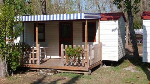 Camping con casa mobile, Emilia Romagna