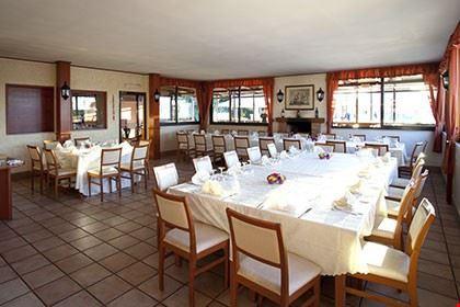 Il ristorante del Real Village Roma