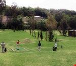 Campo da golf, Roma