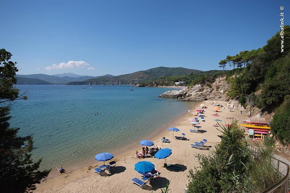 Spiaggia in Toscana
