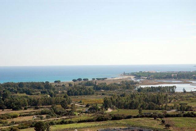 Panorama della Sardegna