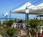 Ristorante pizzeria sulla spiaggia
