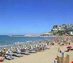 La spiaggia del Camping Villaggio Bellariva