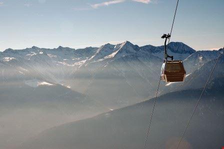 Panorama della Val Vigezzo