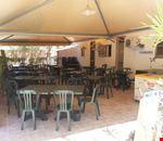 Camping village con ristorante