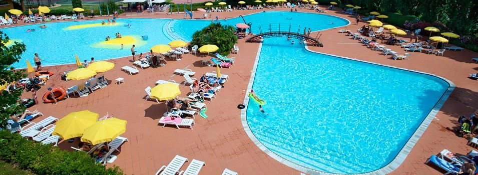 Camping Village con piscina in Lombardia