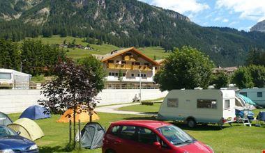 Camping in provincia di Trento