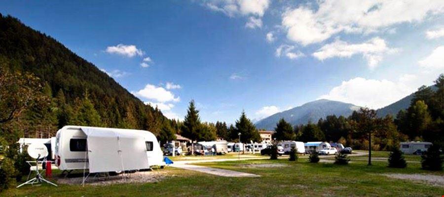 Camping Residence Corones, Trentino-Alto Adige
