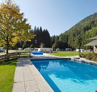 Camping residence con piscina