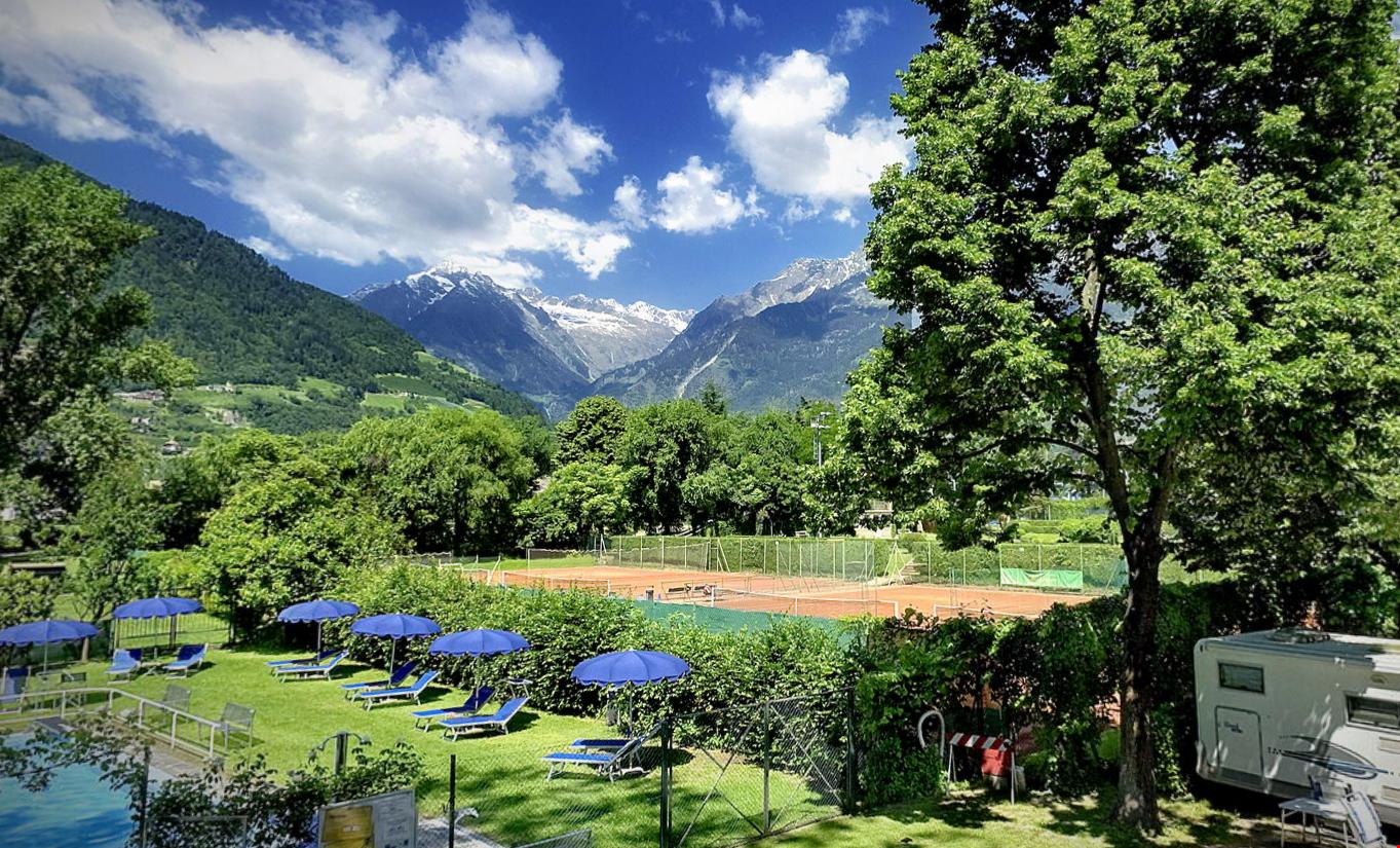 Camping Merano, Trentino-Alto Adige