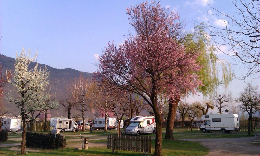 Campeggio a Lana, in Trentino-Alto Adige