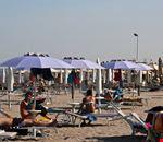 Camping sulla spiaggia