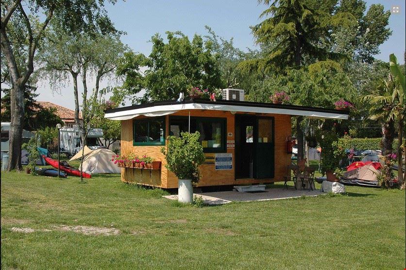 Camping a Lido di Venezia
