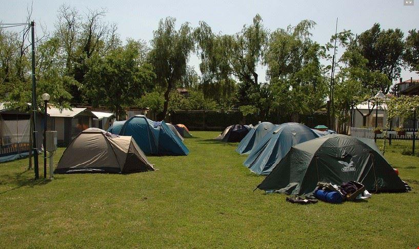 Camping a Venezia