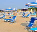 Spiaggia a Cavallino Treporti