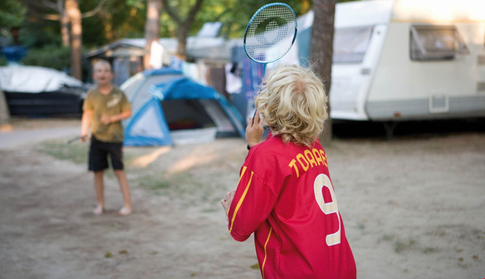 Camping per famiglie con bambini
