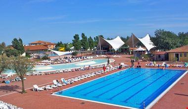 Villaggio con piscina in Veneto