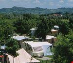 Camping a Vicenza