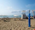 Camping con spiaggia privata