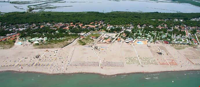 Camping Village a Rosolina Mare
