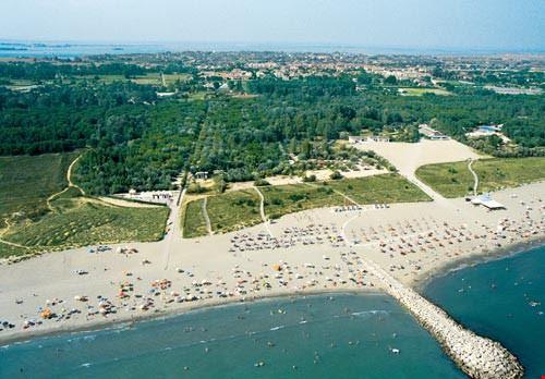 Campeggio in Veneto sul mare