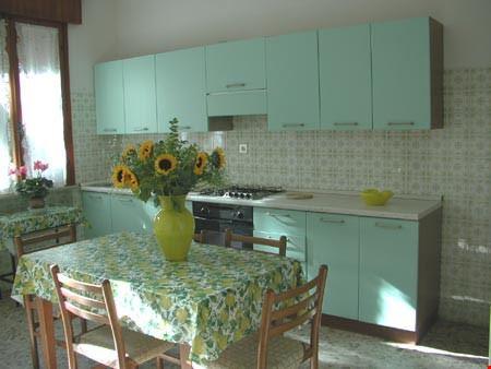 Appartamenti del campeggio in Veneto