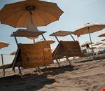 Camping Village con spiaggia attrezzata