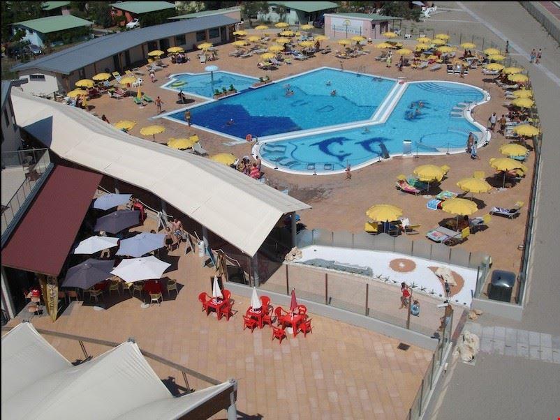 Villaggio Turistico a Rosolina Mare, Veneto