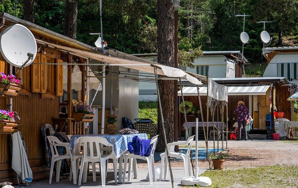 Campeggio in Veneto