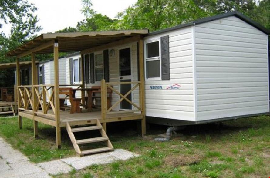 Camping con bungalows e mobile home