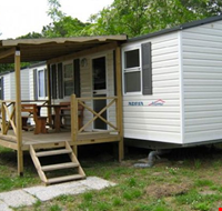 Camping con bungalows e mobile home
