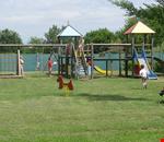 Camping con parco giochi