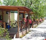 I Bungalow del camping a Chioggia