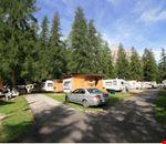 Camping con servizi igienici per disabili, Cortina d'Ampezzo